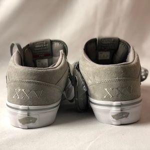 278c27d2ea Vans Shoes - Vans Half Cab Pro 25th Silver Men s Classic Skate